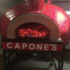 Wood burning Brick Oven