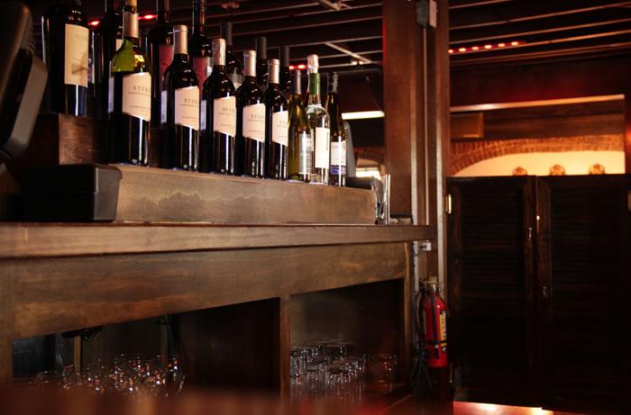 Fine Wine at Capone's