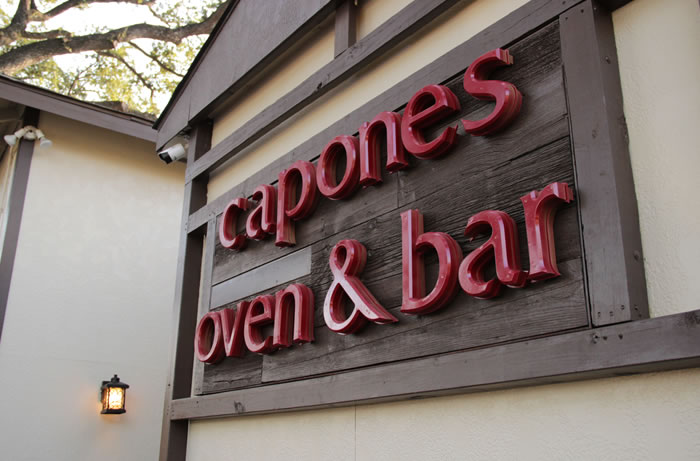 Capone's Oven & Bar